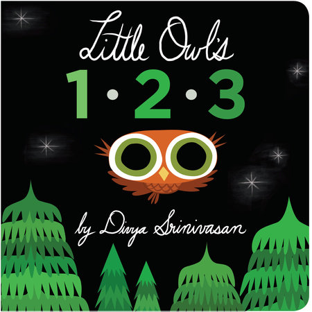 Little Owl's 1-2-3