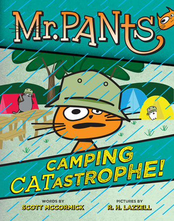 Mr. Pants: Camping Catastrophe!