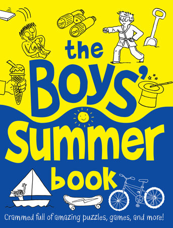 The Boys' Summer Book