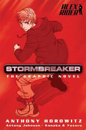 Stormbreaker: the Graphic Novel