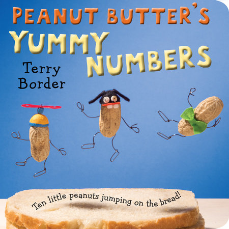 Peanut Butter's Yummy Numbers